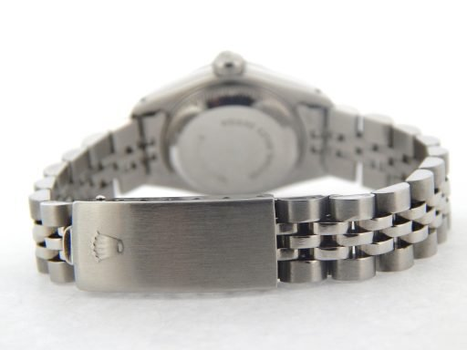 Rolex Stainless Steel Date 69240 Silver -2