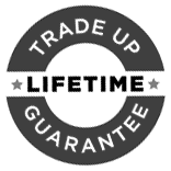 Trade Up Lifetime Guarantee