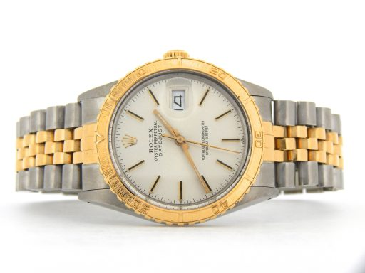 Rolex Two-Tone Datejust Turn-O-Graph 16253-9