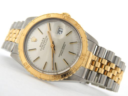 Rolex Two-Tone Datejust Turn-O-Graph 16253-8