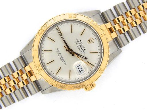 Rolex Two-Tone Datejust Turn-O-Graph 16253-7