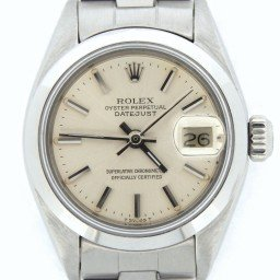 Ladies Rolex Stainless Steel Datejust Silver  6916 (SKU 5226699MT)