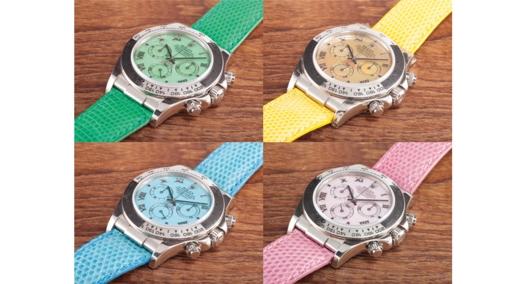 Post image for Four Candy Daytonas