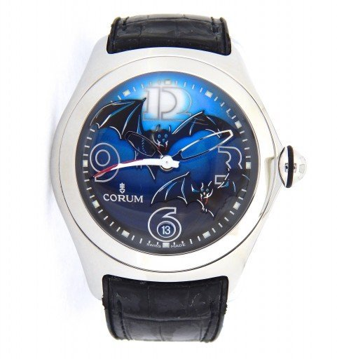 Corum Limited Edition Bat Bubble Watch -5