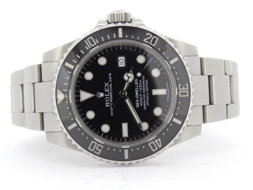Rolex Stainless Steel Sea-Dweller 116600 Ceramic -10