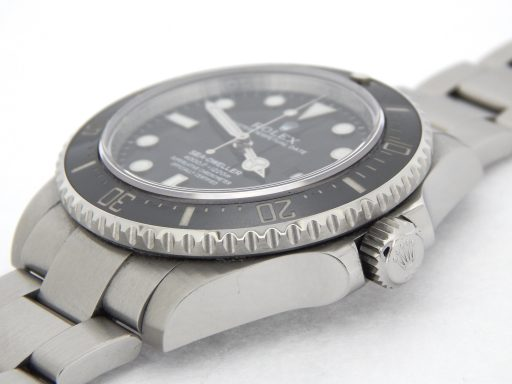 Rolex Stainless Steel Sea-Dweller 116600 Ceramic -7