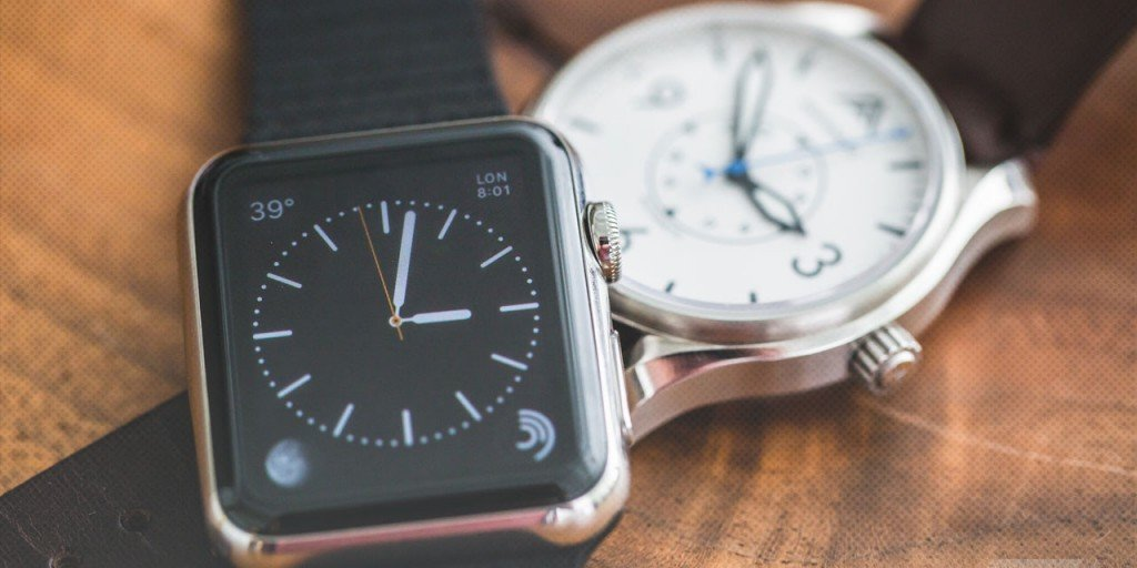Smartwatches VS the Swiss Fine Watch Industry