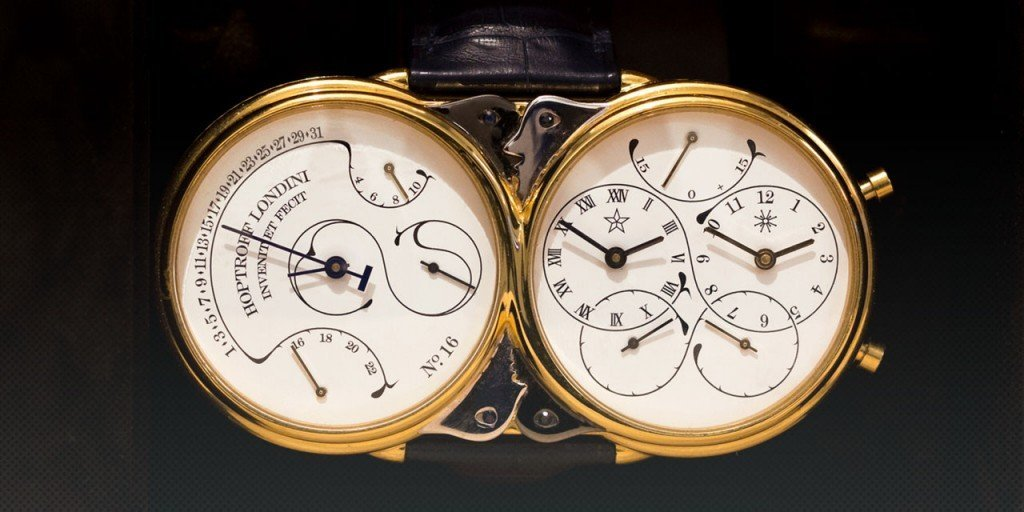 Check Out the First Watches That Count Leap Seconds