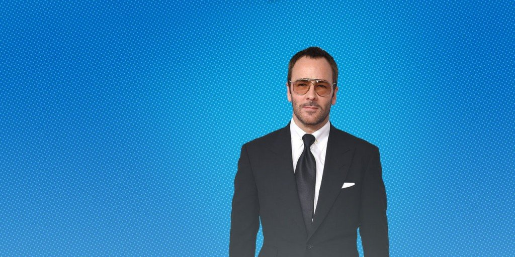 What You Can Learn from Tom Ford's Power Suit