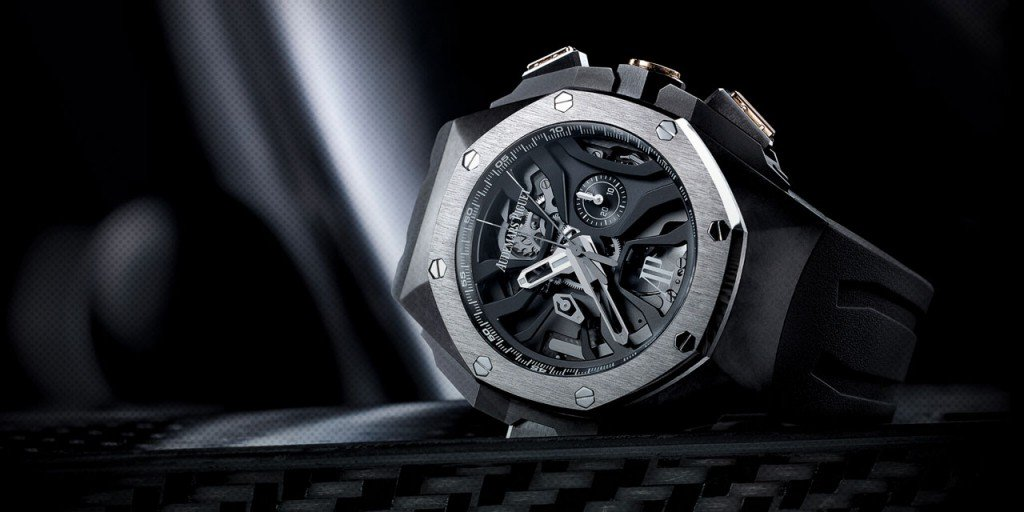 Check Out the Audemars Piguet Royal Oak Concept Lantimer Michael Schumacher Watch