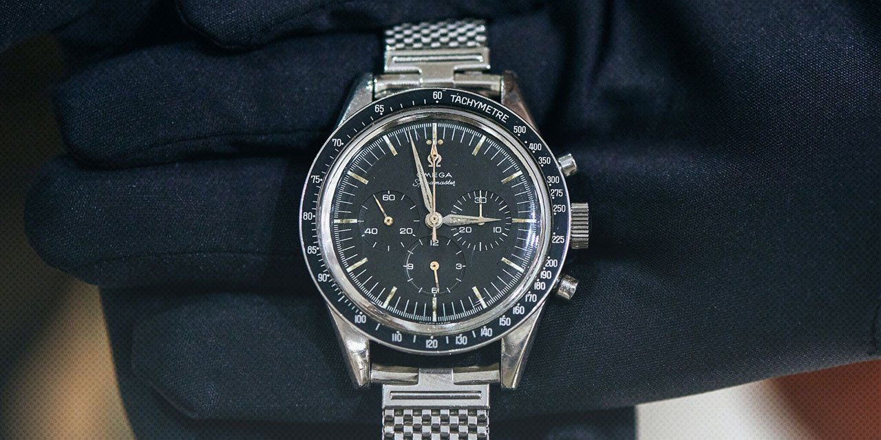 Post image for Photos from the Omega Museum's Private Collection