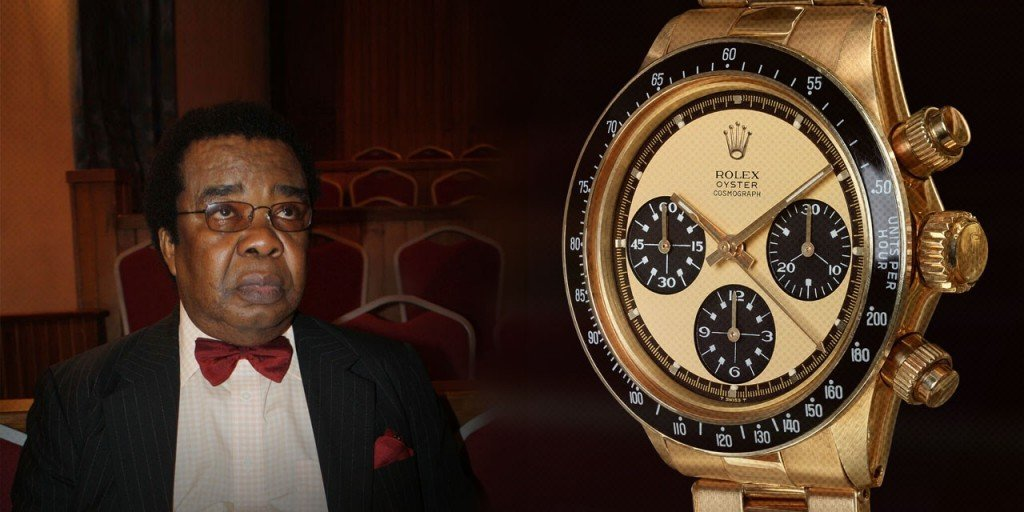 House Keeper Steals Rolex From Former Minister of External Affairs