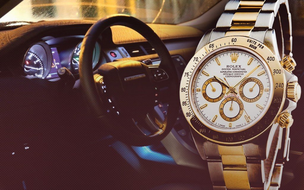 Post image for Rolex Stolen From Car – Who Keeps A Rolex in a Car?