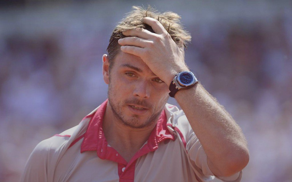Check Out Stan Wawrinka's Audemars Piguet Royal Oak