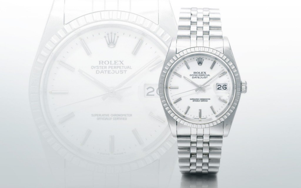 A Most Interesting Rolex Datejust