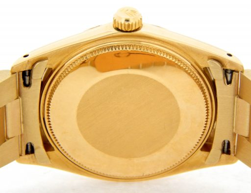 Rolex 14K Yellow Gold Date 1503 White Roman-2