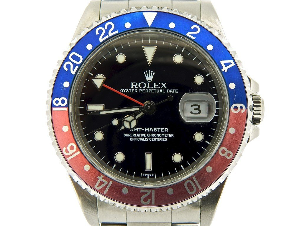 GMT-Master (Quickset)