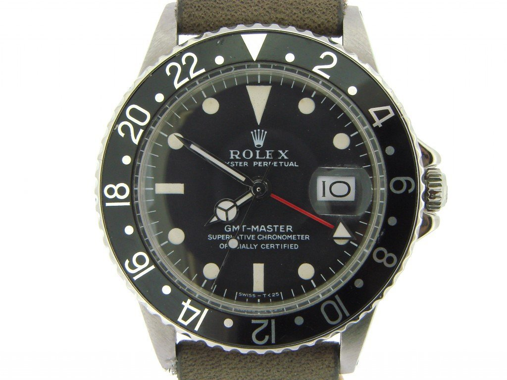 GMT-Master (Non-Quickset)