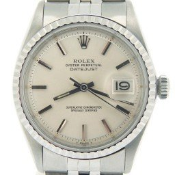 Mens Rolex Stainless Steel Datejust Silver  1603
