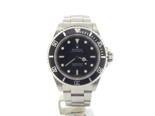 Rolex Stainless Steel Submariner 14060M Black -10