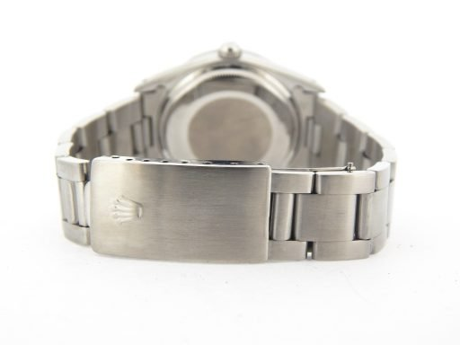 Rolex Stainless Steel Air-King 14010 Blue-2