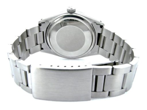 Rolex Stainless Steel Datejust 16030 Gray -3