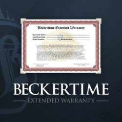 BeckerTime 1 Year & Extended Warranty for Rolex