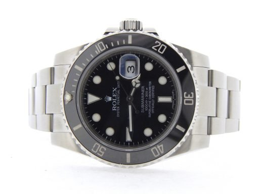 Rolex Stainless Steel Submariner 116610 Ceramic -6