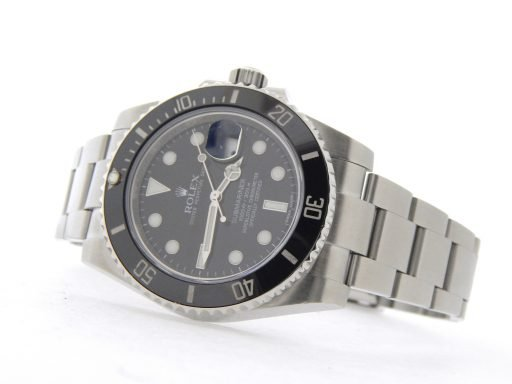 Rolex Stainless Steel Submariner 116610 Ceramic -7