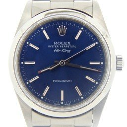 Mens Rolex Stainless Steel Air-King Blue  14000M (SKU K477927MT)