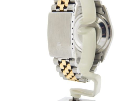 Rolex Two-Tone Datejust 16013 Silver -2