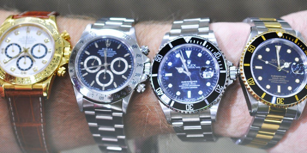Post image for You Need to Shop Pre-Owned Luxury Watches