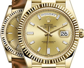 rolex president - rolex day date 36mm | preowned at beckertime