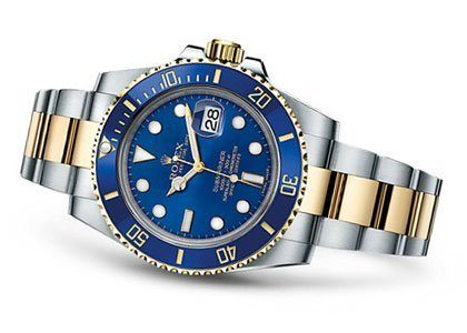 The Best of Both Worlds: The <strong>Two Tone Submariner</strong>