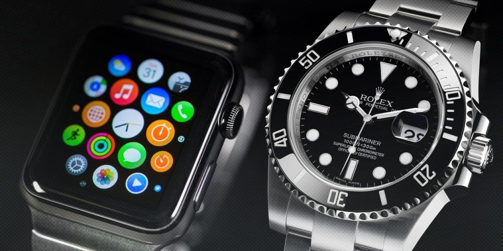 There are Some Who Would Choose an Apple Watch Over a Pre-Owned Rolex, Perhaps We Can Save Them
