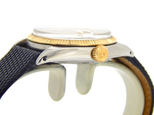 Rolex Two-Tone Air-King 5701 Champagne -5