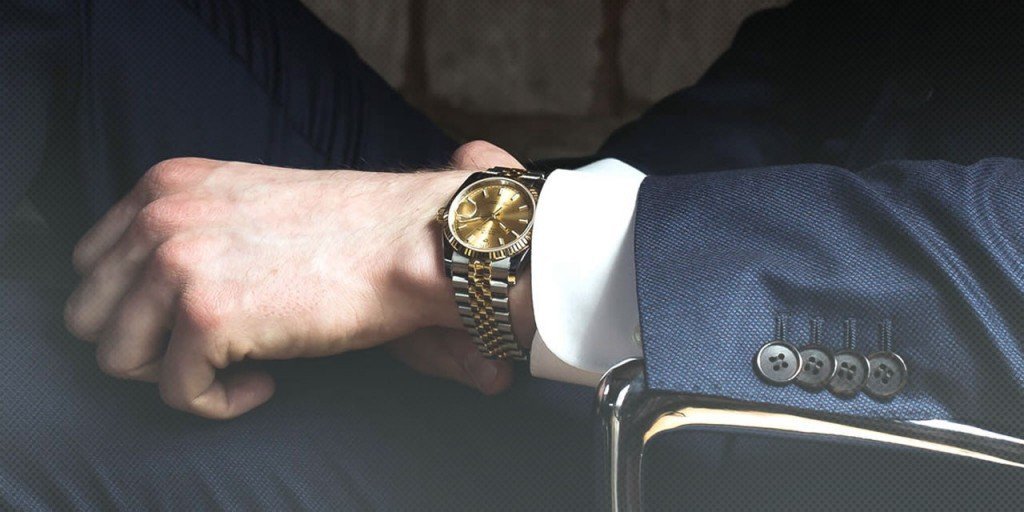 A Pre-Owned Rolex Watch is Often the First Watch a Gentleman Will Consider