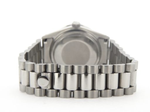 Rolex Stainless Steel Datejust 16030 Black Diamond-2