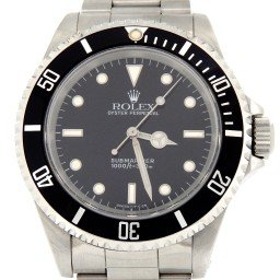 Mens Rolex Stainless Steel Submariner Black  14060 (SKU X769826MT)