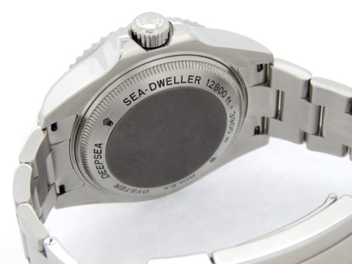 Rolex Stainless Steel DEEPSEA 116660 Black & Blue -2