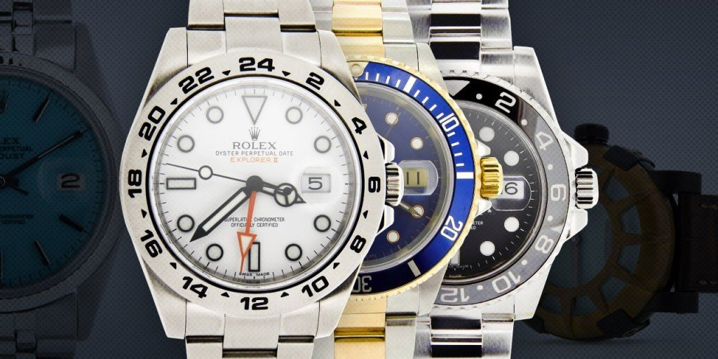 Get to Know Our CEO: Matthew Becker's Favorite Rolex Watches