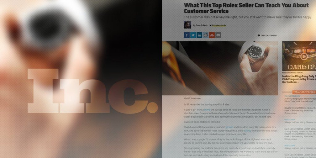 See BeckerTime featured in Inc. Magazine