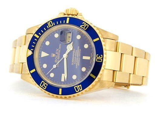 Current Rolex Submariner