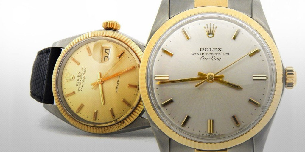 Post image for To Date or Not to Date? The Two Tone Rolex Air King