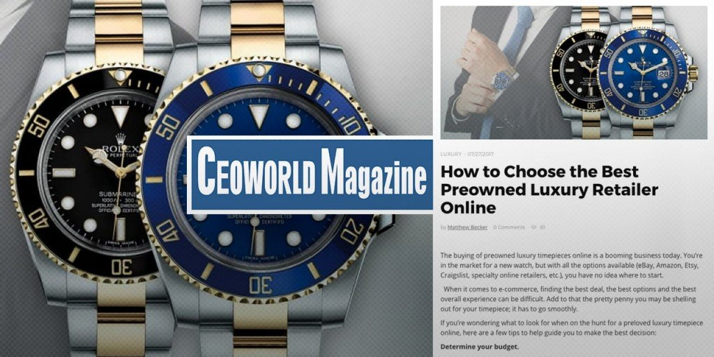 Check Out BeckerTime in CEOWORLD Magazine!