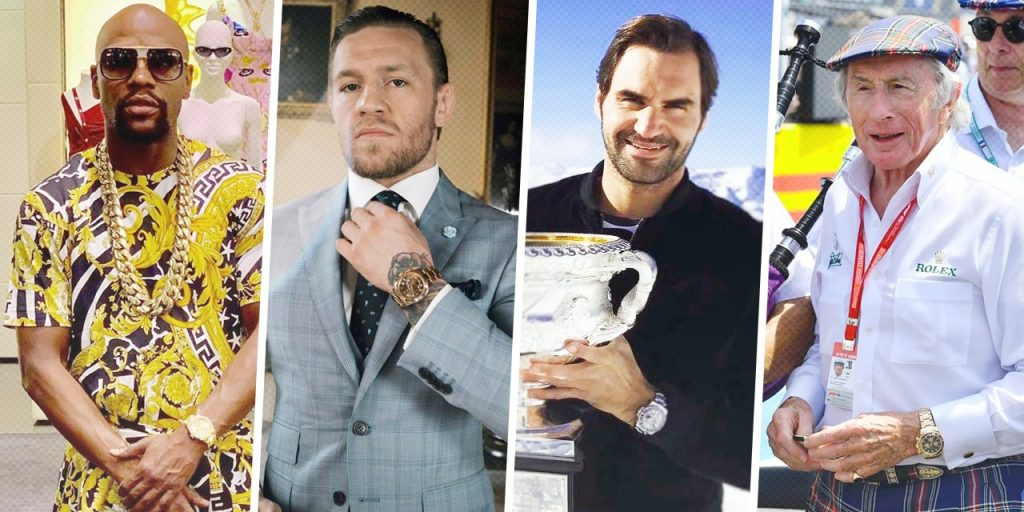 Sports Icons and Their Rolex