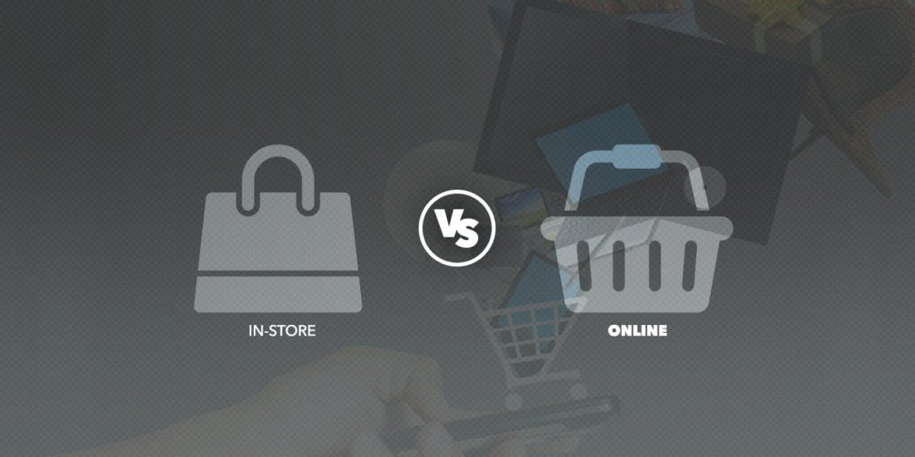 In-Store vs. Online Purchases