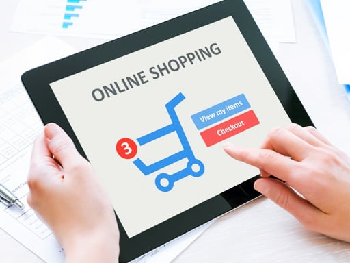 In-Store vs Online Shopping - Online Purchase
