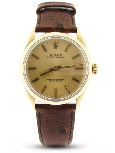 Oysterdate, Date and Oyster Perpetual - Rolex Oyster Perpetual 1024