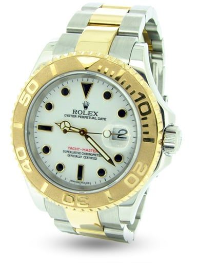 Rolex Yacht-Master Two-Tone